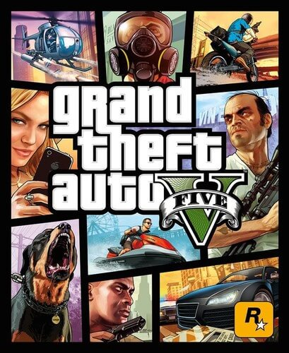 Grand Theft Auto V Full Game download