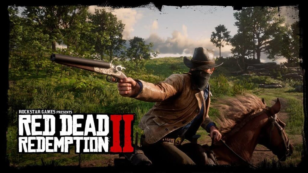 RDR2 gameplay PS4 xbox one PC steam